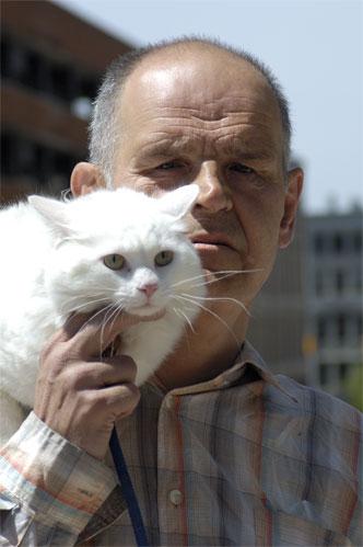 The Cat Man