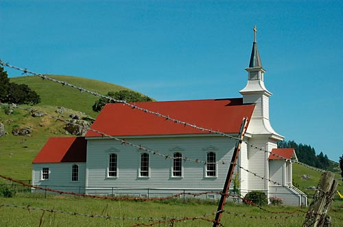 Church at Nicasio