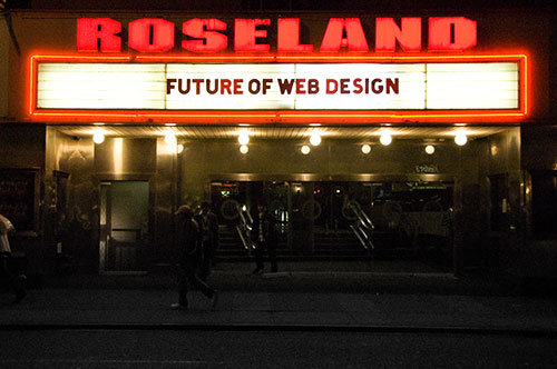 Roseland Ballroom Photography English Rules